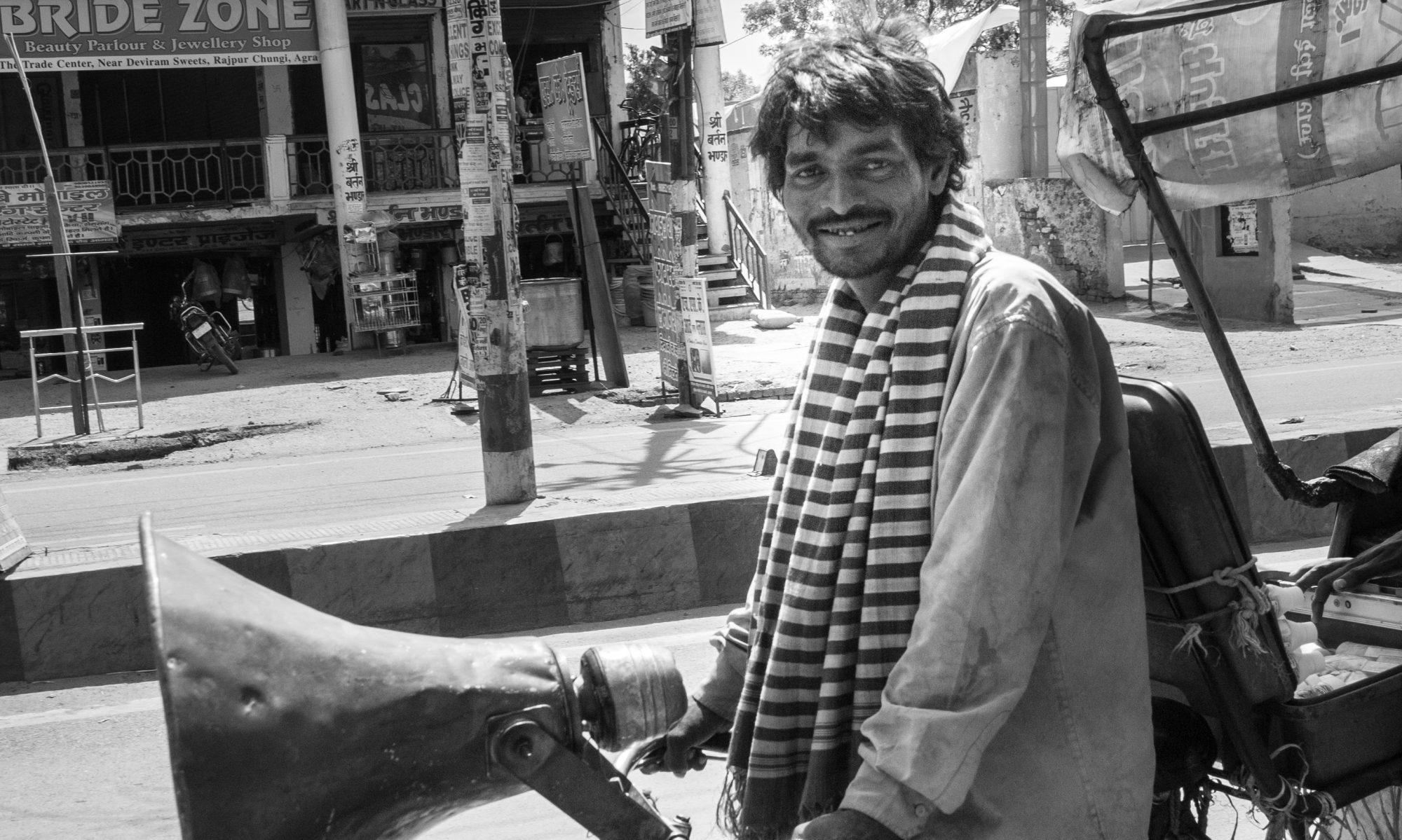 People I met in India